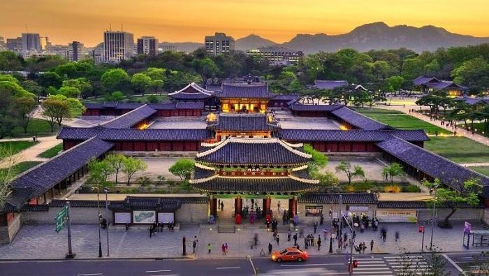 Dịch vụ chuyển phát nhanh đi Hàn Quốc giá rẻ
